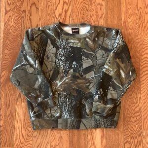 Other - Youth camo sweatshirt